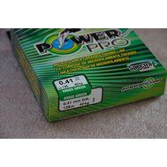 Шнур PowerPro Moss Green 135m 0.41mm 40kg, фото 1