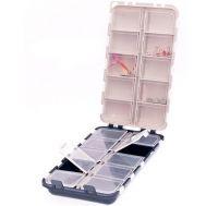 Коробка Aquatech 2420 двойная 20яч. с крышк, фото 1