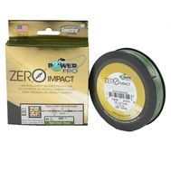 Шнур PowerPro Zero Impact, 135 m, 0.36 mm (Желтый), фото 1