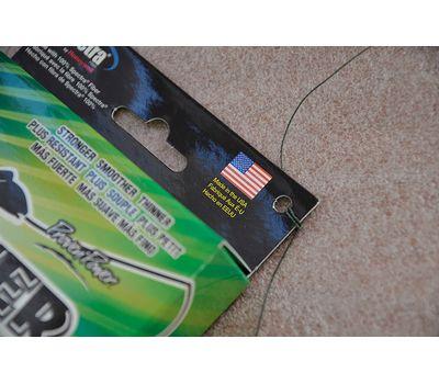 Шнур PowerPro Moss Green 135m 0.41mm 40kg, фото 11