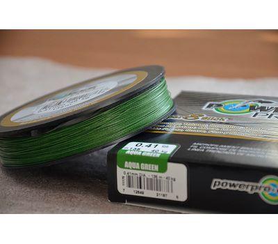 Шнур PowerPro Super 8 Slick 135m 0.41mm 40kg зеленый, фото 8