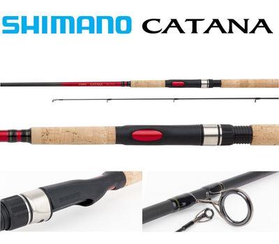 Спиннинг SHIMANO CATANA DX 210 ML (7-21gr), фото 1