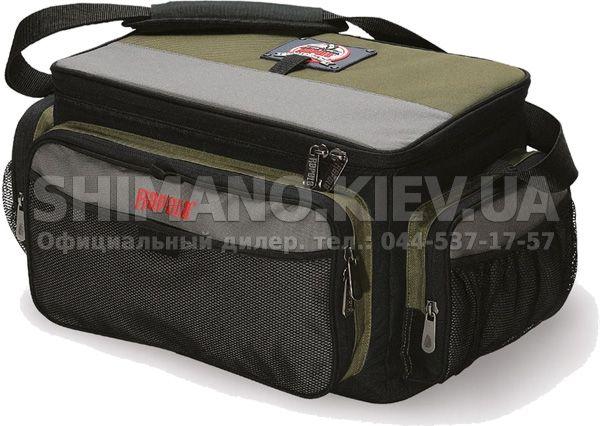 rapala сумка waterproof tackle bag